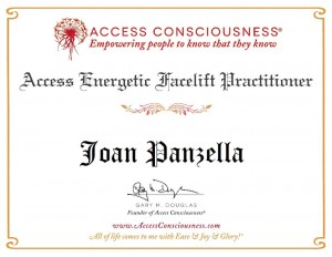 Joan Panzella - Energetic Facelift Practitioner